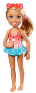 Barbie Club Chelsea Fashion Dolls