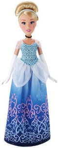 All Disney Princess Royal Shimmer Dolls