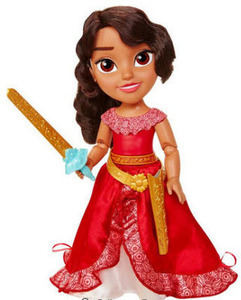 Disney Elena of Avalor Action and Adventure Toddler Doll