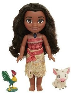 Disney Singing Moana and Friends Doll Set
