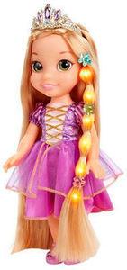 Disney Princess Glow N Style Rapunzel Doll