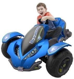 Power Wheels Boomerang 12 Volt Ride On
