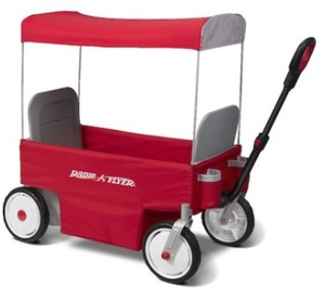 Radio Flyer Power Assist eWagon
