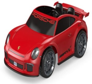 12-Volt Power Wheels Porsche 911 GT3 Ride-on