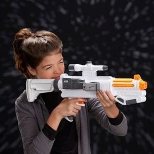 Nerf Star Wars Captain Phasma Blaster