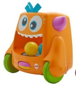 Fisher-Price Zoom N Crawl Monster