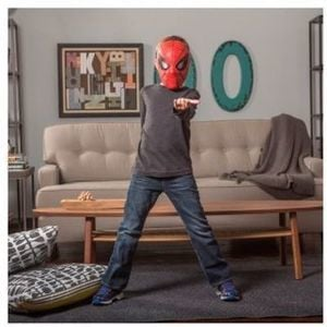 Marvel Spider-Man Homecoming Spider Sight Mask