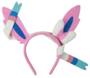 Pokemon Plush Headband