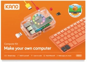 Kano Make Your Own Computer Kit