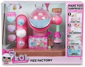 L.O.L. Surprise! Fizz Factory Playset