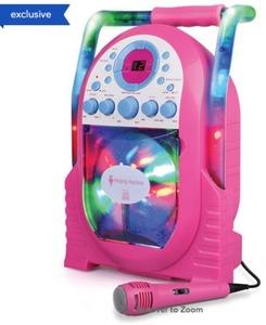 The Singing Machine Portable Karaoke System
