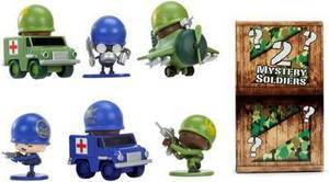 Awesome Little Green Men 8 Pc. Deluxe Battle Pack