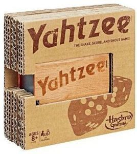 Yahtzee - Rustic Series Board Game