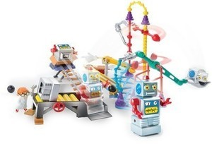 Rube Goldberg The Robot Factory Challenge Interactive S.T.E.M Learning Kit