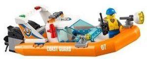 LEGO Coast Guard Sailboat Rescue
