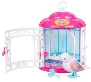 Little Live Pets Secret Songbirds with Cage