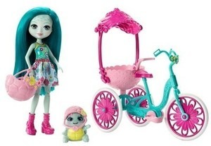 Assorted Enchantimals Dolls