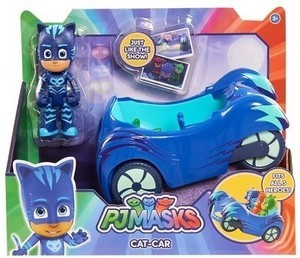 PJ Masks Cat Boy RC Cat Car