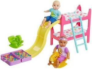 Honestly Cute My Lil' Baby Bunk Bed Playroom