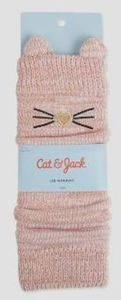 Imn Socks Child Leg Warmers - Cat & Jack Pink