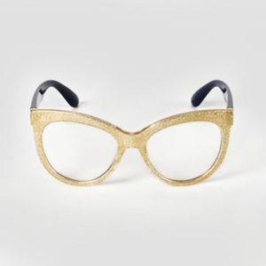 Glitter Frame Eyeglasses