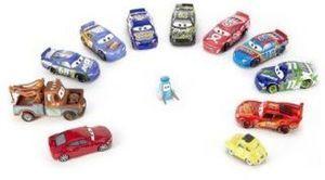Disney Pixar Cars 3 Die-Cast 11pk