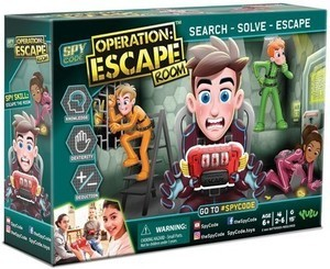 Operation Escape Board Game