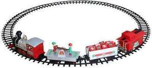 Holiday Motorized Train Set
