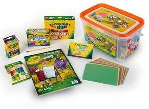 Crayola Giant Art Tub