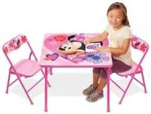 Activity Table and Chair Sets