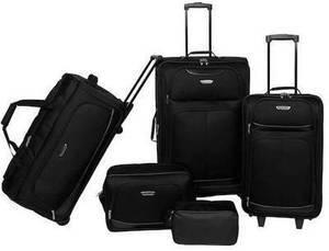 Prodigy Forest Park 5-pc. Luggage Set