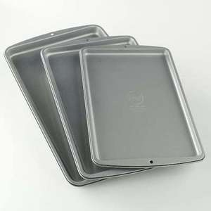 Food Network 3-Piece Cookie Sheet Set