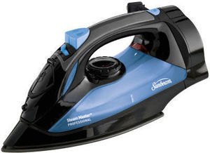 Sunbeam Steam Master Iron After Rebate