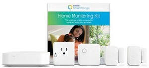 Samsung Smart-Things Home Monitoring Kit