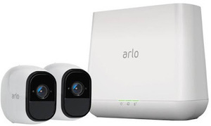 Netgear Arlo Pro Wirefree HD Security 2 Camera Kit Arlo Pro Wirefree HD Security 2 Camera Kit