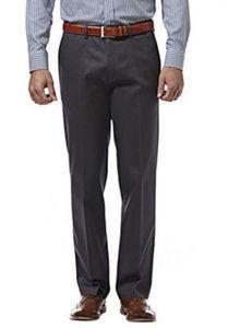 Men's Haggar Premium No-Iron Khakis