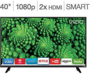 "Vizio 40"" Class 1080p LED LCD TV"