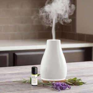 Ellia Aroma Diffuser w/ Essential Oils