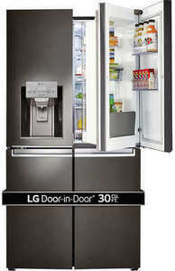 LG 30 Cu. Ft. 4-Door French Door Refrigerator