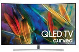"Samsung QN65Q7CD 65"" QLED Curved 4K UHD Smart LED TV"