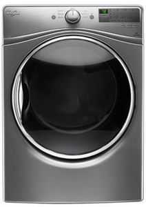 Whirlpool WED85HEFC 7.4-Cu.-Ft. Electric Dryer with Quick Dry Cycle