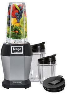 Nutri Ninja Pro 18-Oz. and 24-Oz. Blender