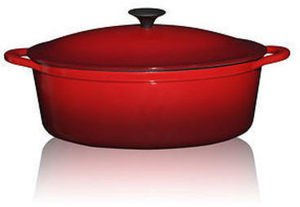 Cast Iron 7-Qt. Dutch Oven - Assorted