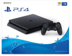 PlayStation 4 1TB Gaming Console