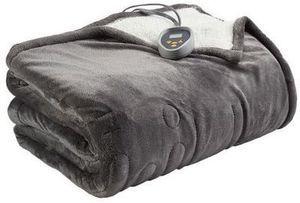 Beautyrest Twin Sherpa Heated Blanket