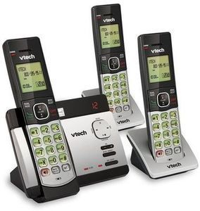V-Tech Three Handset Cordless Answering System