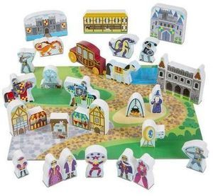Melissa & Doug Wooden Play Sets