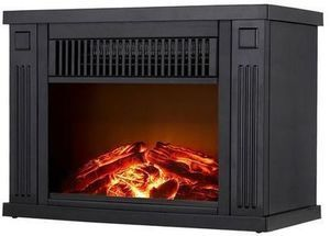 Konwin Tabletop Fireplace Heater Konwin Utility Heater
