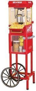 Nostalgia 45 Inch Popcorn Cart