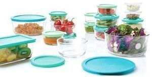 Anchor Hocking 30-pc. Glass Food Storage Set - After Rebate